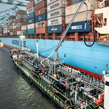 Singapore Port Limit
